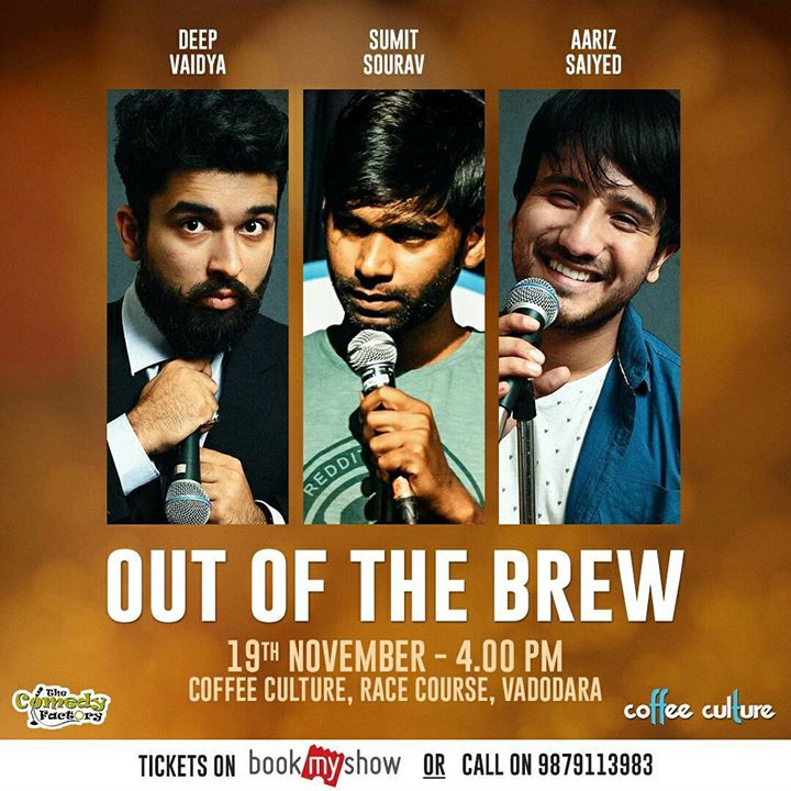 I am performing in Vadodara and Ahmedabad, do you like watching me?then aajao show dekhe. Tickets for 200rs. Book it now!  #indianstandupcomedian #standupcomedy #urbanchawk #thingstodoinvadodara #thingstodoinahmedabad #ahmedabadtimes #ahmedabad #amdavad #vadodara #baroda #ourvadodara #coffeeculture #comedyshow
