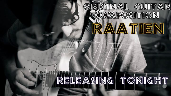 This week I have some original music to share with you all :)  Releasing Tonight!  #raatien #originalmusic