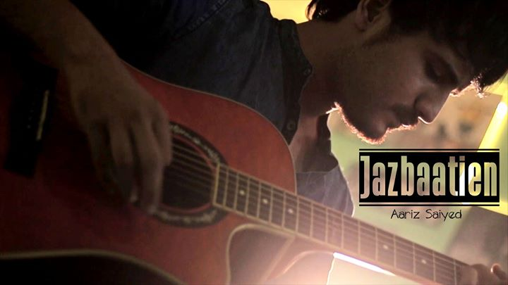 Acoustic version of my original song Jazbaatien, video out tonight, dekhoge na dost log?  #originalsong #acousticmusic