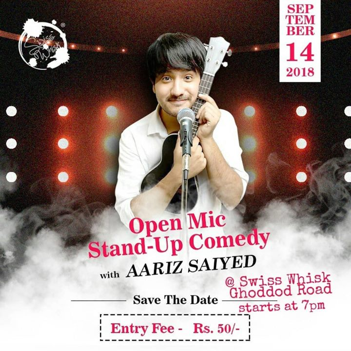 Will be hosting this in Surat tonight, starts at 7pm. See you there Surti mitron :)   #comedyshow #openmic #standupcomedy #surat #thingstodoinsurat #instasurat #surtis