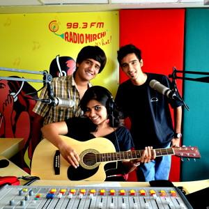 My Radio mirchi show on world music day last year :) http://soundcloud.com/aariz/sets/purani-jeans-on-radio-mirchi/