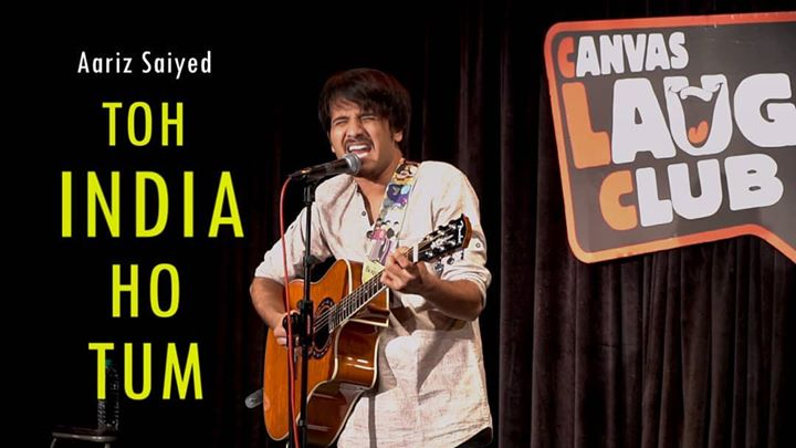 Super excited to release my new stand up video  tonight :)   Please share it and support me mere pyaare Followers!