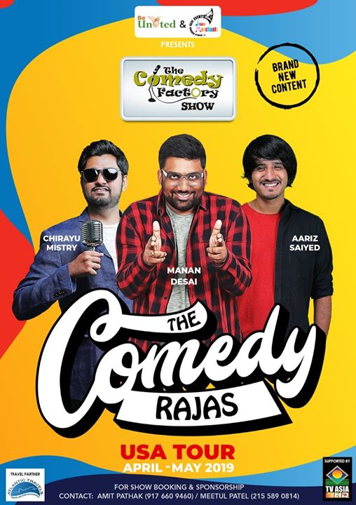If you want us to perform in your city then drop us an email at thecomedyfactoryindia@gmail.com