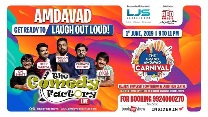 Amdavad tomorrow :)