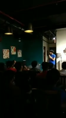 I love open mics, because they keep reminding you about your AUKAAT every now and then :D  #studiopepperfry #openmics #aboutlastnight #ahmedabad