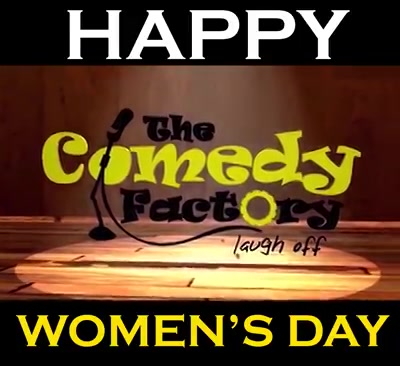 I shot and edited this women's day special video for The Comedy Factory featuring Deeksha Joshi. Happy Women's day to all the ladies reading this, much power to you all! Thank you for everything :D