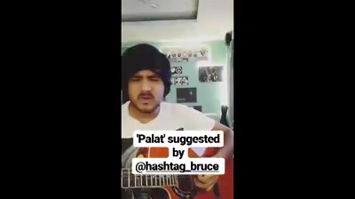 This is a series of funny illogical improvised 14sec (Instastory) songs I made taking one WORD suggestions from my Instagram viewers. Killing time with a jam is the best.