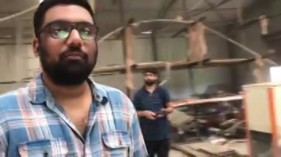 A snippet behind the scene footage from our Independence day special video which is releasing tonight on our Youtube channel :D  #thisishindustan #thecomedyfactory