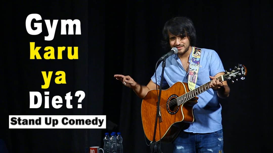 Hi dost log, This is a very important video for me, releasing soon. Will you please watch and share it with as many people as you can if you like the video?please?:) This is my first stand up video of 2019 on my personal channel. Will send the link as soon as its out  #standupcomedy #truestory #gym #dieting #fitness #humfittohindiafit #fit #bodybuilding #weightlifting #standupcomedian #indiancomedian #instacomedy #desistandup #indianstandupcomedy #workout #fitindian #fitindia #instafit