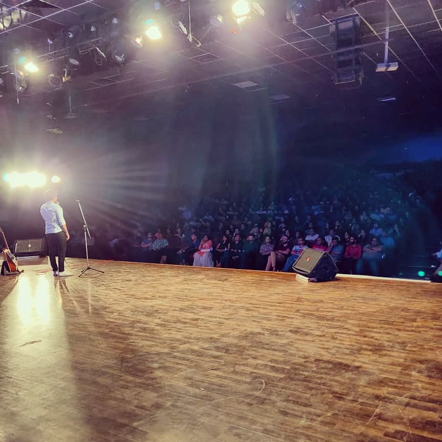 Performing tonight in Bhavnagar 9:30pm onward, tickets available on book my show. Thank you so much people of Aapdu Amdavad for one more housefull show last night. Thank you  Asif Patel and Rangmanch team for making this possible. 📸 @chirayu_m
