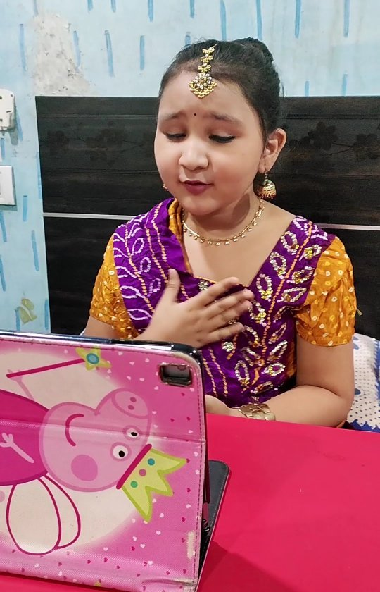 Super proud of my Bhaanji for begining her journey in music. If you don't know this kid, you can visit #gappuupdate  Great parenting courtesy @gulrez_qazi