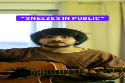 Sneezing in public is injurious to your image.  #reelkarofeelkaro #reelsindia #reelkaro #bollywood #bollywoodsongs #parody